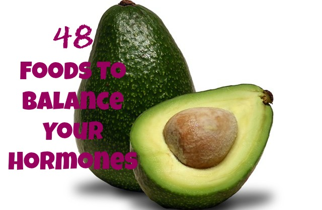 Top 48 Foods To Balance Your Hormones