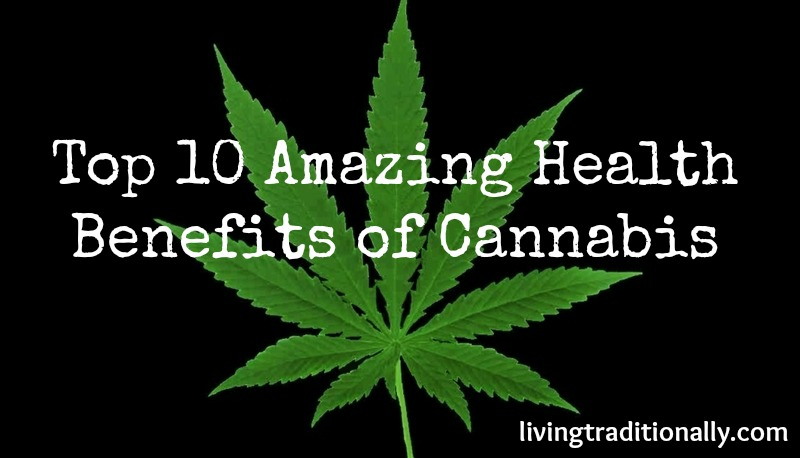 Top 10 Amazing Health Benefits of Cannabis