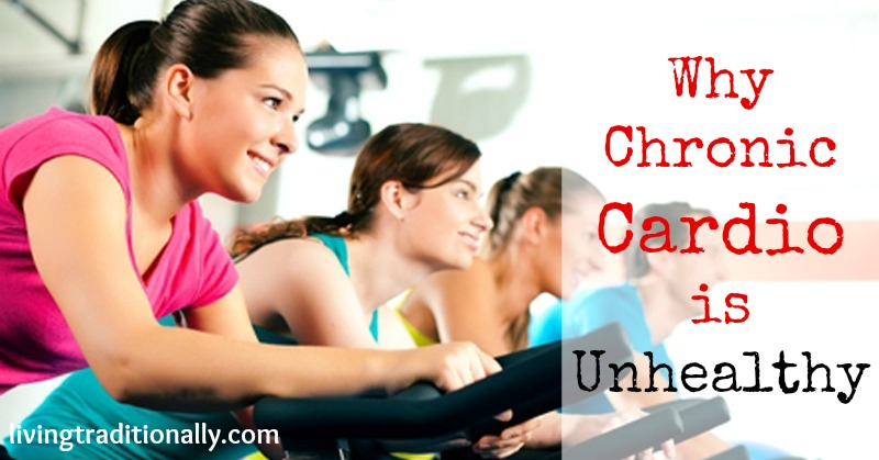 Why Chronic Cardio is Unhealthy