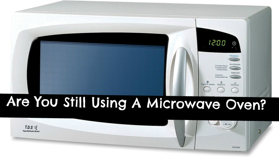 Why We Should All Get Rid of Our Microwave Ovens