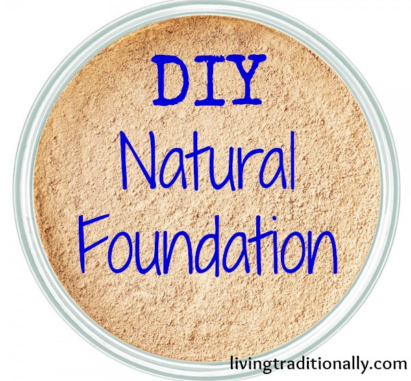 DIY Makeup: Natural Foundation