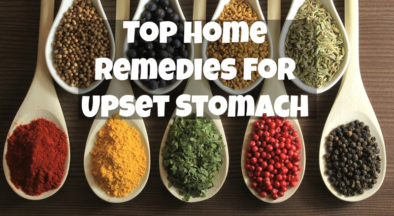 Top Home Remedies for Upset Stomach