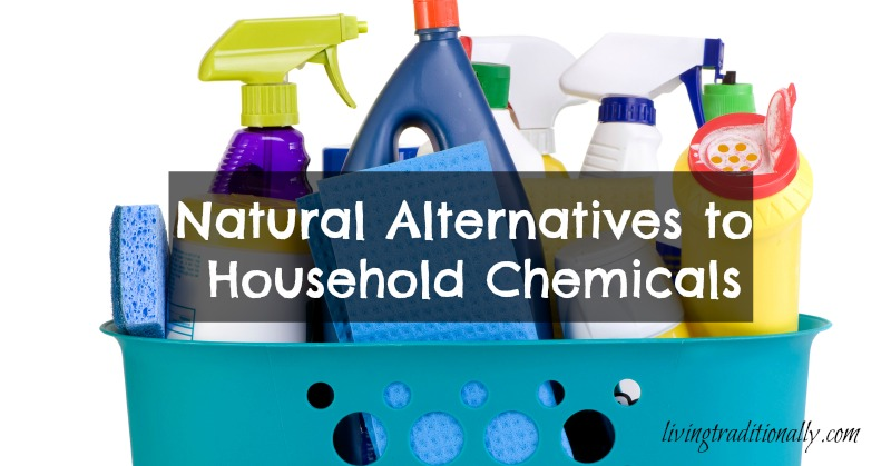 Natural Alternatives to Household Chemicals