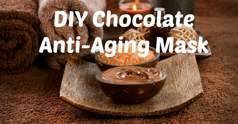 DIY Chocolate Anti-Aging Mask