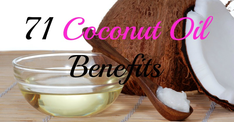 71 Coconut Oil Benefits