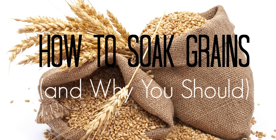 How to Soak Grains (and Why You Should)