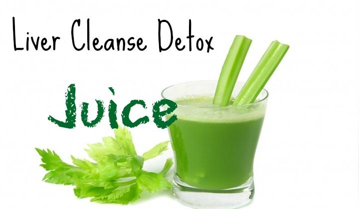 Liver Cleanse Detox Juice