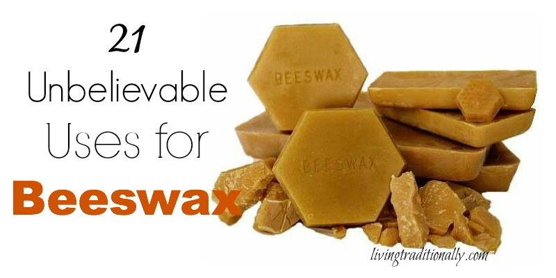 Uses Of Beeswax On Natural Hair
