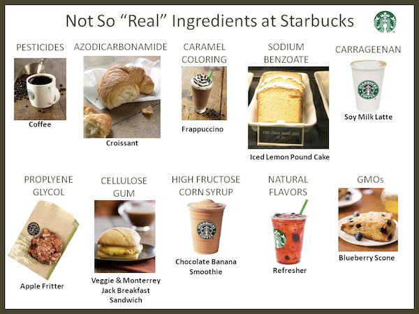 What the Starbucks?! Tell Starbucks to serve only organic milk from cows not fed GMOs