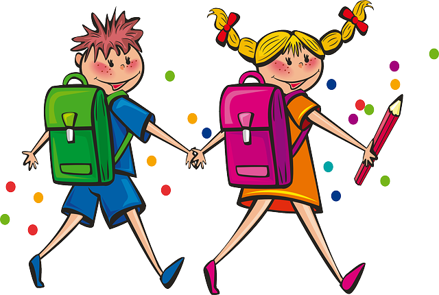 The Dangers Of Heavy Backpacks -- And How Kids Can Wear Them Safely