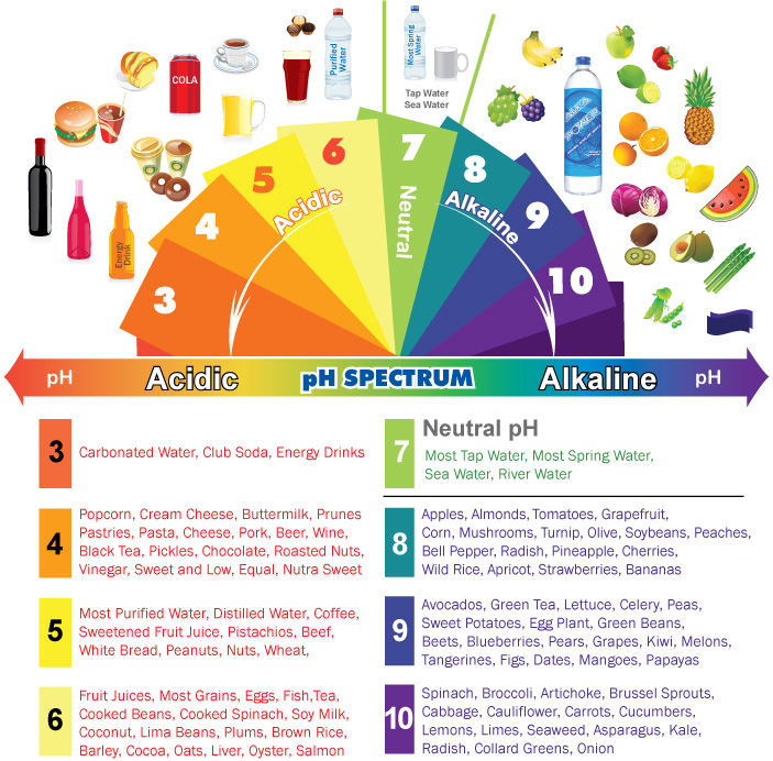 Nutritional Healing from Cancer: The Fundamentals of an Alkaline Diet