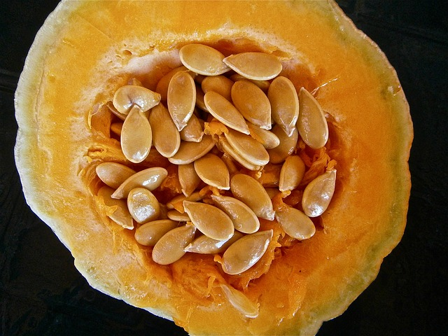 Pumpkin seeds can help kill cancer cells fight diabetes and improve