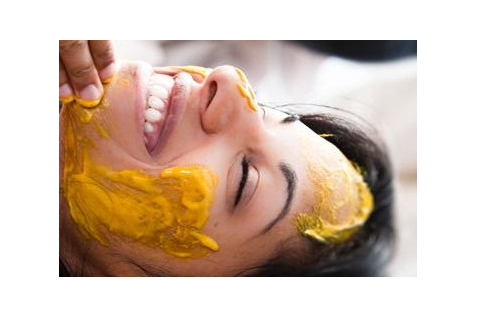 Turmeric Face Mask Recipe for Wrinkles, Rosacea, Acne and Dark Circles