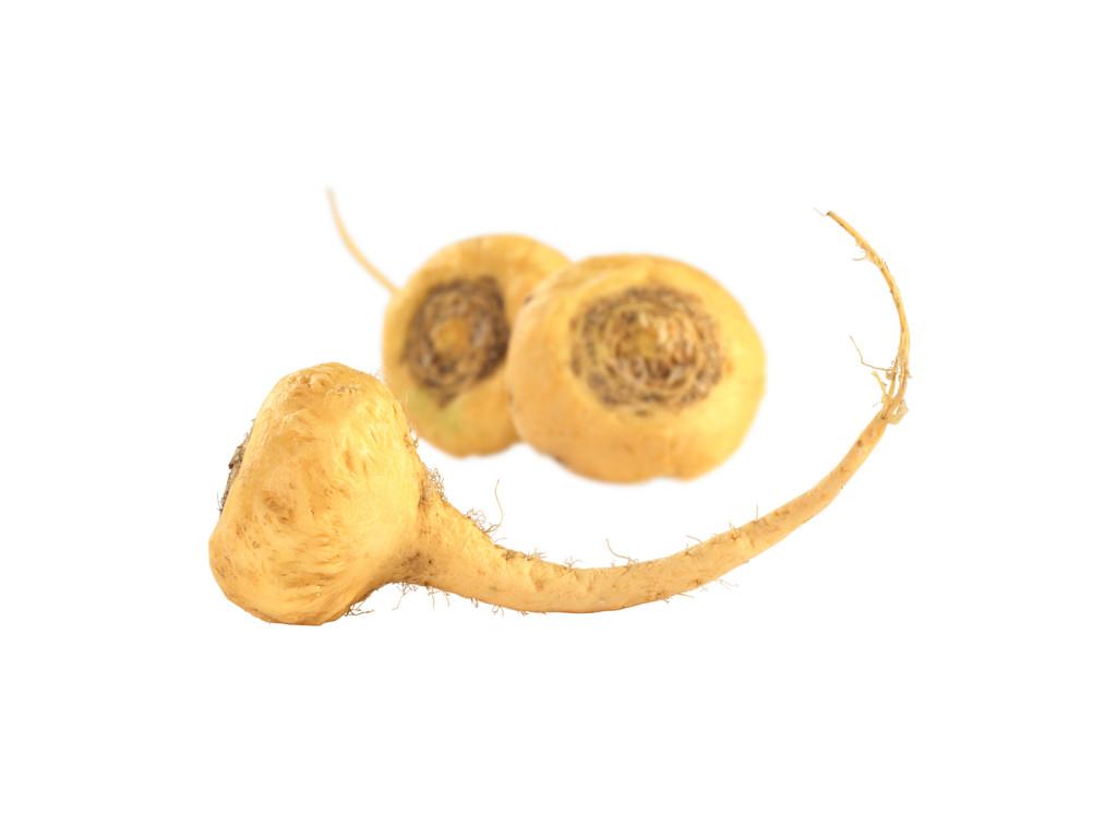 Peruvian Ginseng (Sp. Maca lat. Lepidium meyenii)