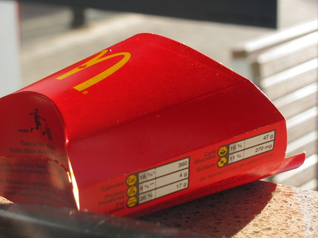 McDonald's french fries found to contain Silly Putty ingredient and petroleum chemical