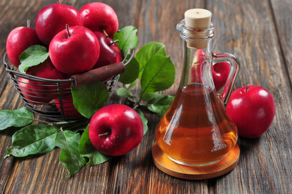 4 Lessons Learned From Drinking Apple Cider Vinegar With Every Meal