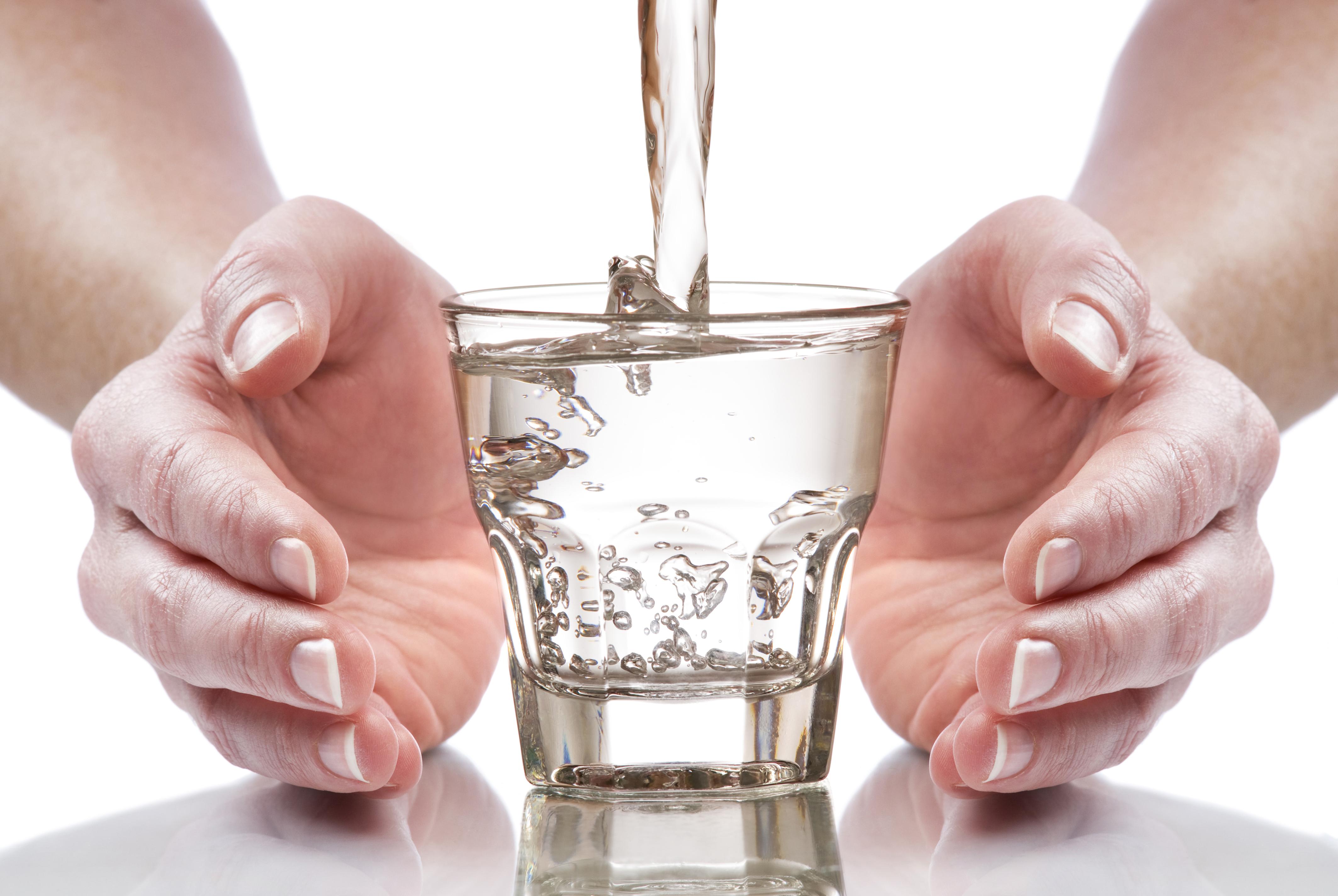 Вода занимает особое место в жизни человека
