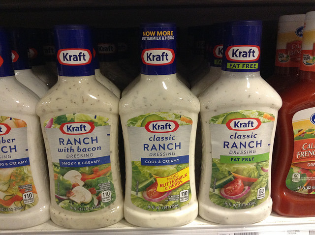 What the Heck is THIS Doing in Your Ranch Dressing? (A Healthy Organic Ranch Recipe)
