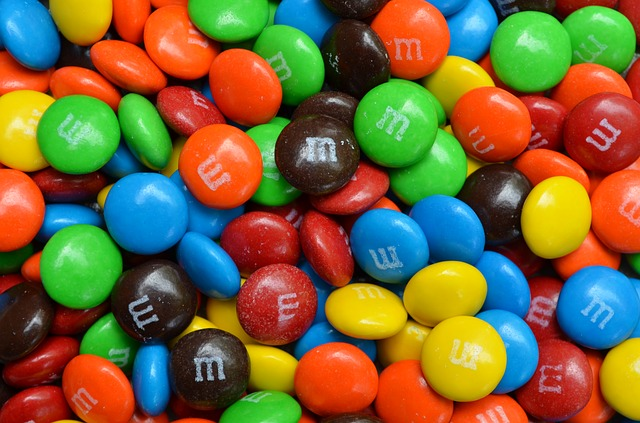 M&M's Candies Are Linked to cancer, migraines, hyperactivity, allergies, anxiety, and more.