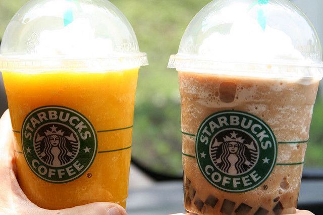 frappuccino dangers