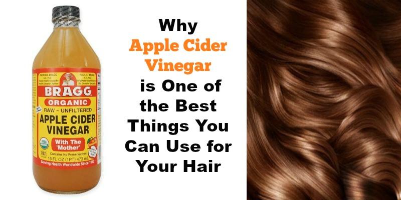 Clarify Natural Hair Apple Cider Vinegar