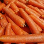 Carrots are the highest natural source of carotenoid phytochemicals that fight and prevent cancer