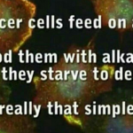 Cancer cells thrive in acidity. Restore the Body's pH levels with Just One Superfood